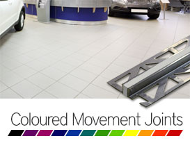 Coloured Movement Joints