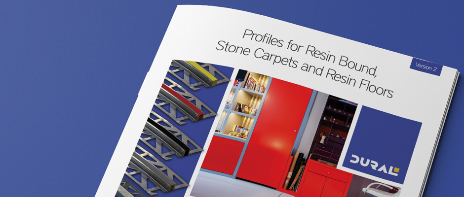 View / Download our new Resin Profiles Brochure